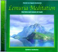 LEMURIA-MEDITATION • CD • Meditation mit Musik