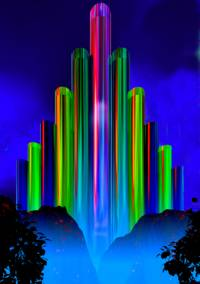 46 - SHIN-I-JAH - Kristallorgel