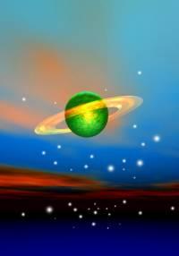 71 - SHAMA-SHAMAH - Saturn