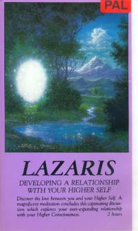 LAZARIS-VIDEO: Developing a Relationship with your Higher Self