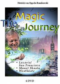 THE MAGIC JOURNEY - Die magische Superreise 2005 - DVD-Set