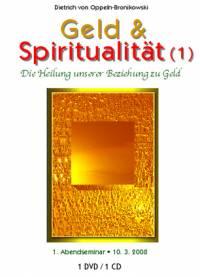 Geld & Spiritualität (1) - DVD- oder CD-Set