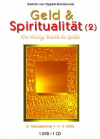 Geld & Spiritualität (2) - DVD- oder CD-Set