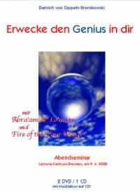 Erwecke den Genius in dir - DVD- oder CD-Set