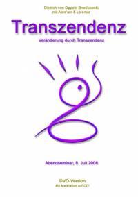 Transzendez - Veränderung durch Transzendenz - DVD- oder CD-Set