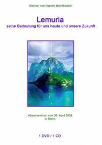Lemuria - seine Bedeutung für uns heute und unsere Zukunft - DVD- oder CD-Set