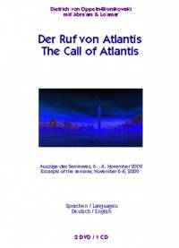 Der Ruf von Atlantis / The Call of Atlantis - DVD- oder CD-Set