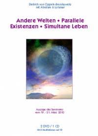 Andere Welten, Parallele Existenzen, Simultane Leben - DVD- oder CD-Set