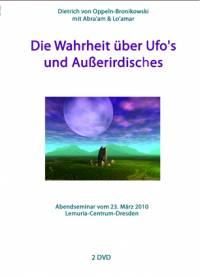 Die Wahrheit über Ufos und Außerirdisches - DVD- oder CD-Set