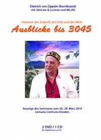 Visionen der Zukunft der Erde und der Welt: Ausblicke bis 3045 - DVD-Set