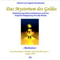Meditation: Das Mysterium des Geldes - CD