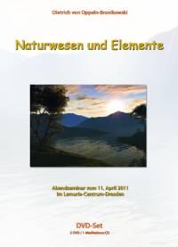 Naturwesen und Elemente - DVD-Set