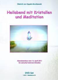 Heilabend mit Kristallen und Meditation - DVD-Set