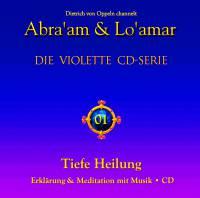 01 - Tiefe Heilung - CD - Geführte Meditation mit Musik