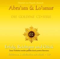 02 • Erfolg, Reichtum und Glück • CD • Meditation mit Musik