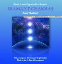 DIAMANT-CHAKRAS - Aktivierung der Chakras 8 - 12