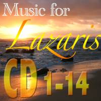 Music for Lazaris - 142 Songs ( CD 1-14) auf 1 DVD im MP3 Format