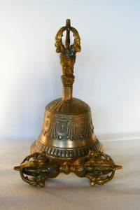 Vajra und Gantha • Buddhistische rituelle Werkzeuge zur Balance von Anima und Animus
