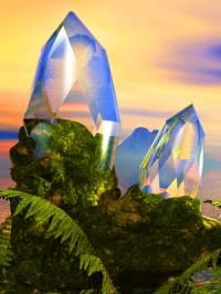 #08 -  28. August 2020 - LEMURIA Kristallwissen - Der Umgang mit Kristallen in Lemuria - Teil 1